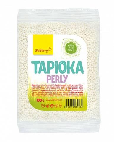 Tapioka perly 100 g Wolfberry