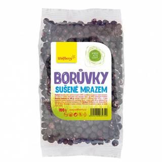 Wolfberry Borůvky lyofilizované 100 g