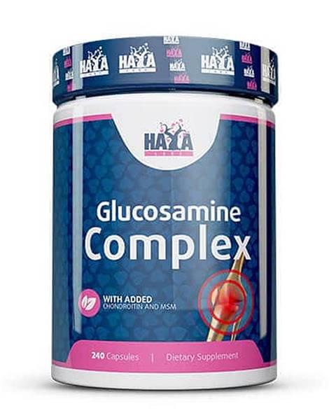 Haya Labs Haya Labs Glucosamine Chondroitin & MSM Hmotnost: 120 kapslí