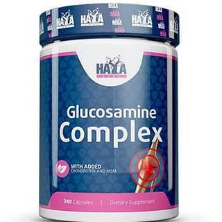 Haya Labs Glucosamine Chondroitin & MSM Hmotnost: 120 kapslí