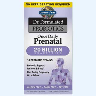 Dr. Formulated Prenatal probiotika