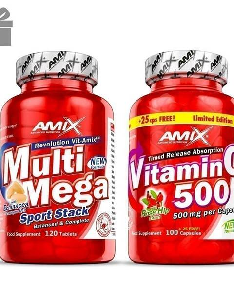 Amix Nutrition Amix Multi Mega Stack
