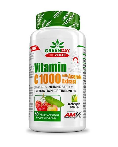Amix Nutrition Amix ProVegan Vitamin C 1000 s extraktem z aceroly