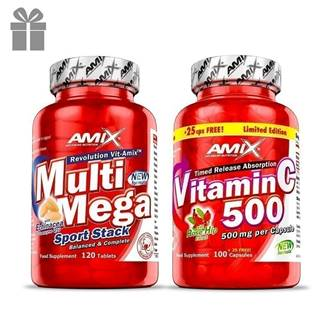 Amix Multi Mega Stack