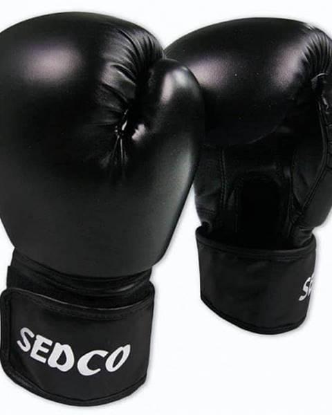 Sedco Box rukavice SEDCO competition TREN. 16 OZ - Černá