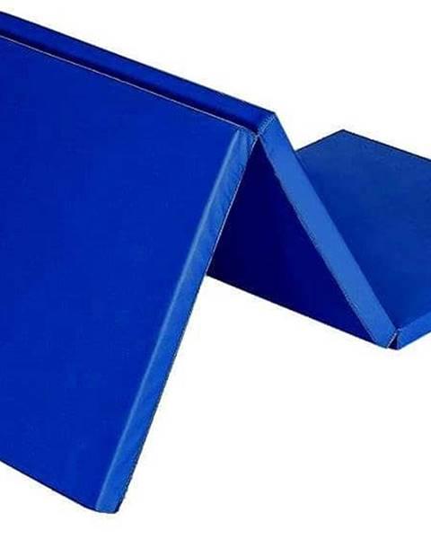 Sedco Žíněnka skládací třídílná SEDCO 180x60x4,5 cm - Tm.modrá