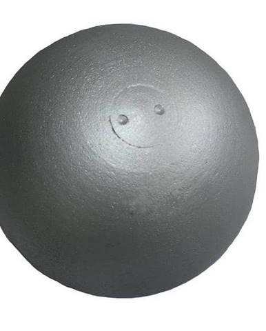 Koule atletická TRAINING 6 kg dovažovaná SEDCO stříbrná - Malý