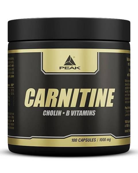 Peak Performance Carnitine - Peak Performance 100 kaps.