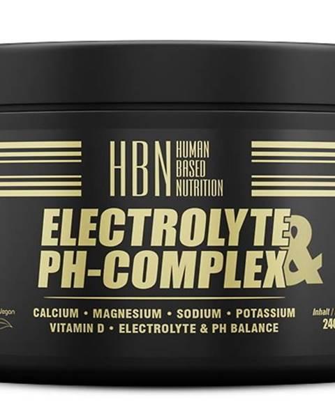 Peak Performance HBN Electrolyte and PH-Complex - Peak Performance 240 kaps.