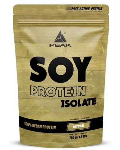 Soy Protein Isolate - Peak Performance 750 g Chocolate