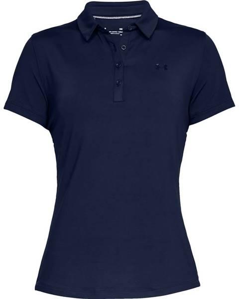 Under Armour Dámske tričko s golierikom Under Armour Zinger Short Sleeve Polo Academy - S
