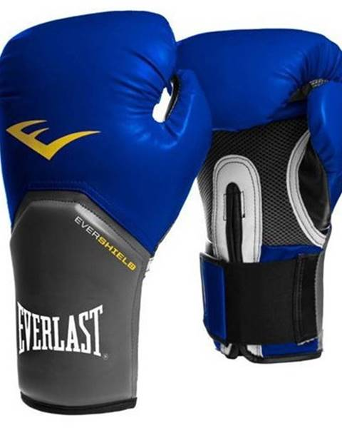 Everlast Boxerské rukavice Everlast Pro Style Elite Training Gloves modrá - XS (8oz)