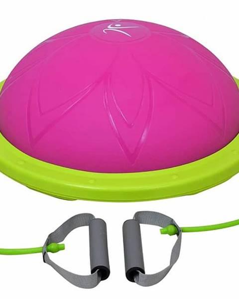 Lifefit Balanční podložka LIFEFIT BALANCE BALL 60cm, růžová