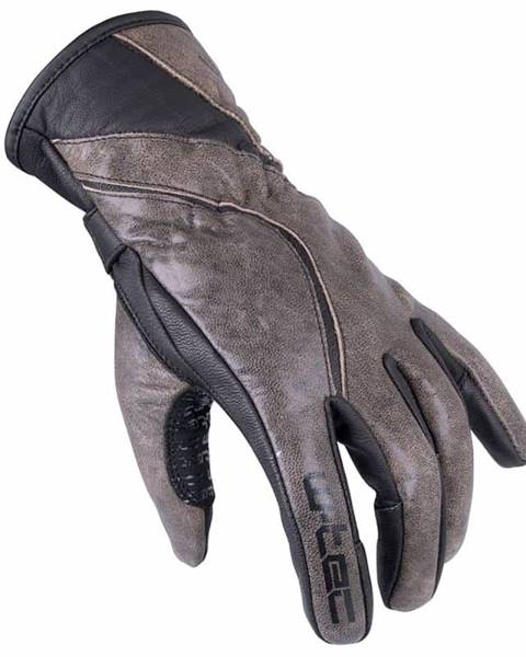 W-Tec Dámske moto rukavice W-TEC Sheyla GID-16035 Farba hnedá, Veľkosť XS