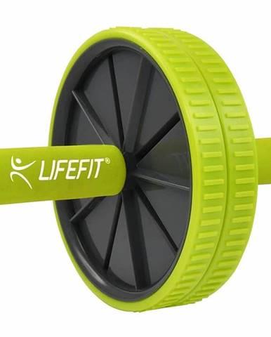 Posilovací kolečko LIFEFIT EXERCISE WHEEL DUO