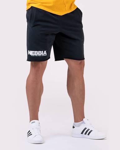 NEBBIA Legday Hero šortky 179 čierne  M