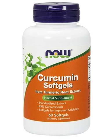 NOW Foods Curcumin Softgels 60 kaps.
