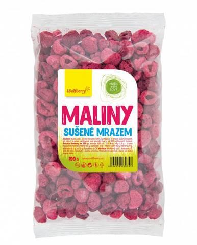 Wolfberry Maliny lyofilizované sušené mrazom 100 g