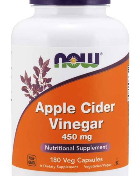 NOW Foods NOW Foods Apple Cider Vinegar 180 kaps.