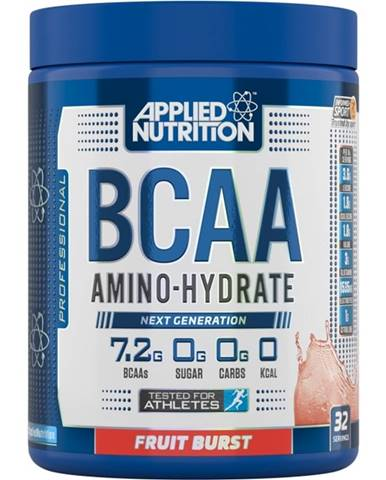 Applied Nutrition BCAA Amino hydrate 1400 g zelené jablko