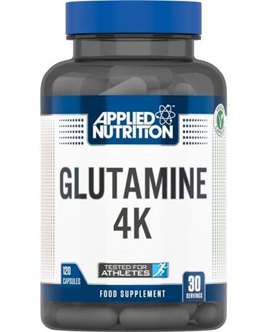 Applied Nutrition Glutamine 4K 120 kaps.