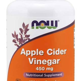 NOW Foods Apple Cider Vinegar 180 kaps.