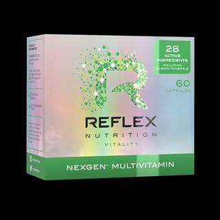 Reflex Nutrition Nexgen® Multivitamín 60 kaps.