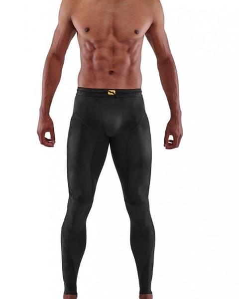 Skins SKINS Kompresné legíny Series-5 Long Tights Black  S