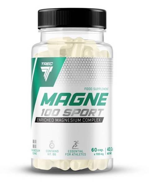 Trec Nutrition Magne 100 Sport - Trec Nutrition 60 kaps.