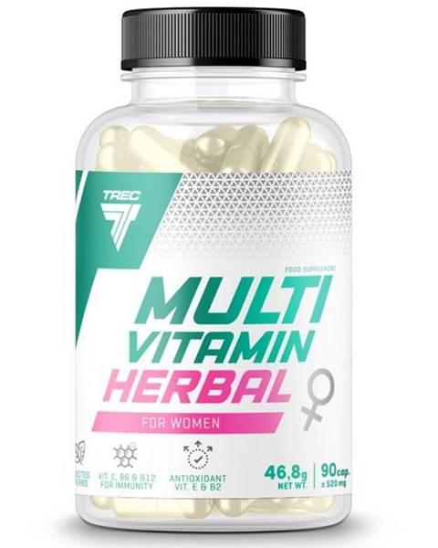 Trec Nutrition Multivitamin Herbal for Women - Trec Nutrition 90 kaps.