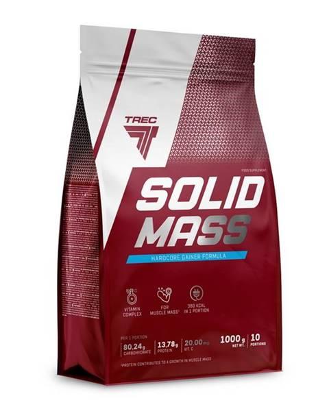 Trec Nutrition Solid Mass - Trec Nutrition 1000 g  Chocolate