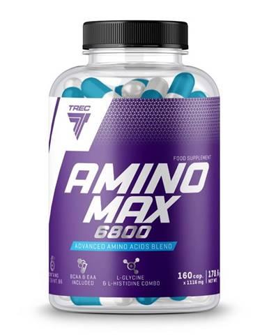 Amino Max 6800 - Trec Nutrition 160 kaps.
