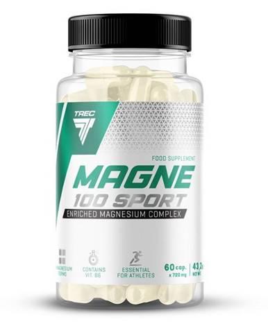 Magne 100 Sport - Trec Nutrition 60 kaps.