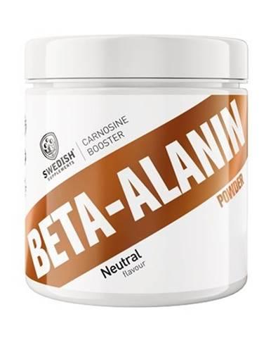 Beta-Alanin Powder - Swedish Supplements 300 g Neutral