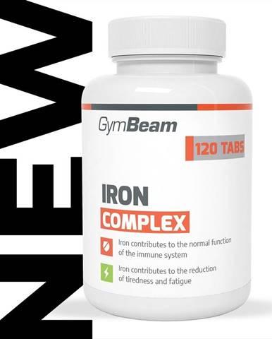 Iron Complex - GymBeam 120 tbl.
