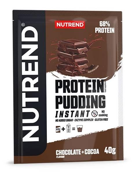 Nutrend Proteínový puding Nutrend Protein Pudding 5x40g čokoláda-kakao