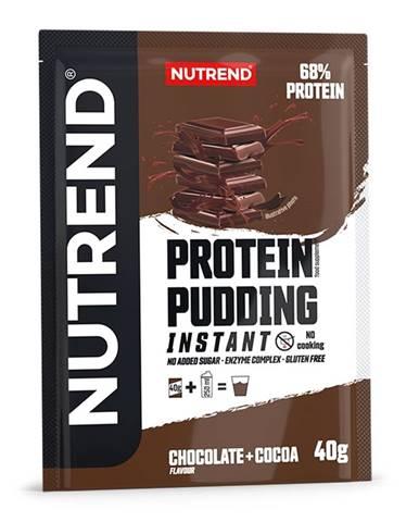 Proteínový puding Nutrend Protein Pudding 5x40g čokoláda-kakao