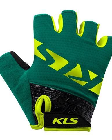 Cyklo rukavice Kellys Lash Green - S