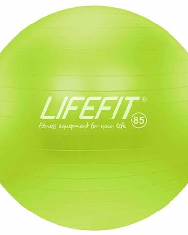 Gymnastický míč LIFEFIT ANTI-BURST 85 cm, zelený