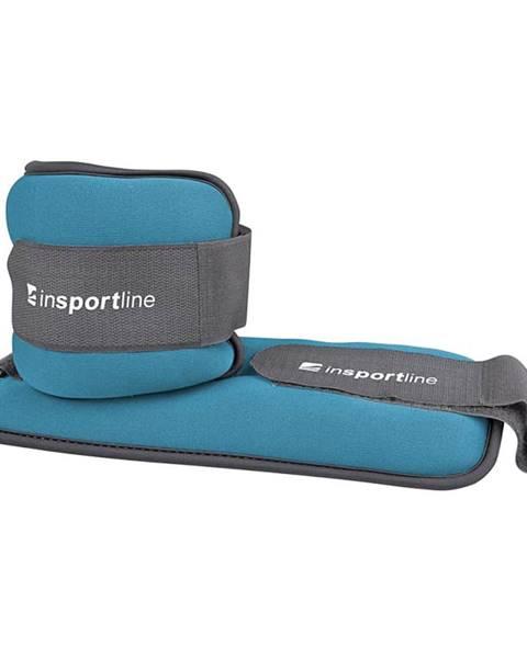 Insportline Neoprénové závažie inSPORTline Lastry 2x1,5 kg na členok/zápästie