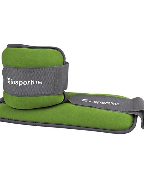 Insportline Neoprenové závažie na členok/zápästie inSPORTline Lastry 2x1 kg