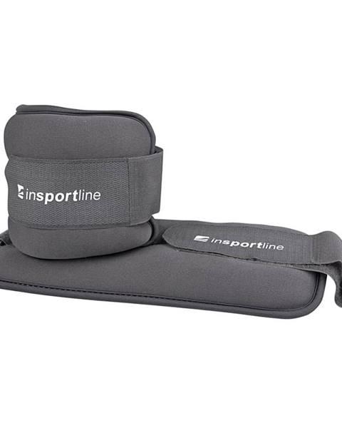 Insportline Neoprénové závažie na členok/zápästie inSPORTline Lastry 2x2 kg