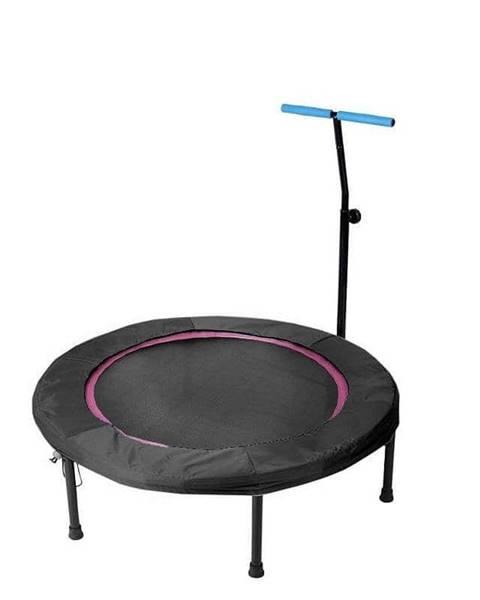 Sedco Trampolína SEDCO fitness s madlem kruhová 110 cm - Černá