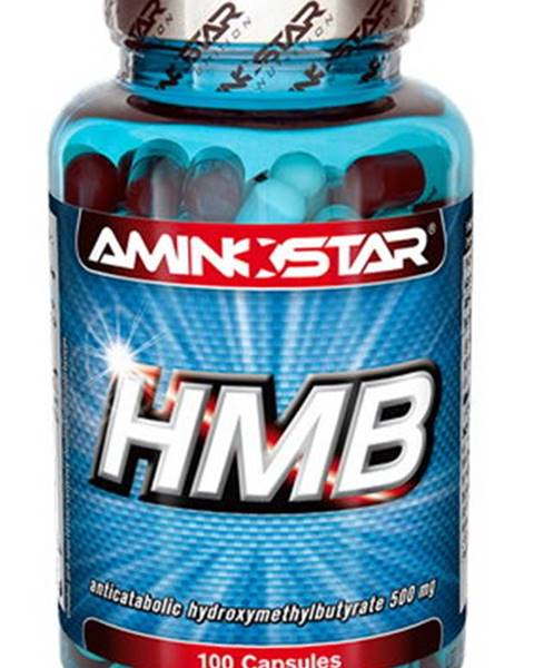 Aminostar Aminostar HMB 100 kapsúl