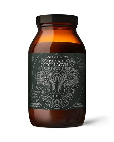 Ancient+Brave Ancient+Brave Ancient + Brave Radiant Beauty Collagyn (Zmes pre tvorbu kolagénu - Krása) 250 g