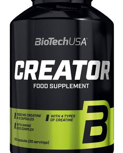 Biotech USA Biotech Creator 120 kapsúl