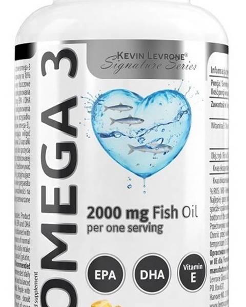Kevin Levrone Kevin Levrone Omega 3 Fish Oil 2000 mg 120 kapsúl