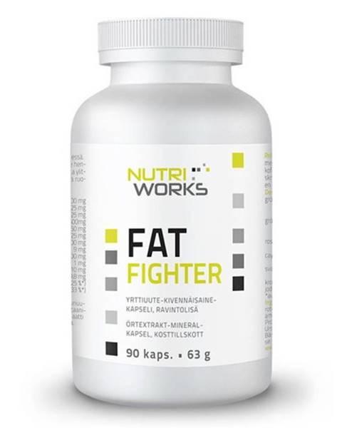NutriWorks Nutriworks Fat Fighter 90 kapsúl