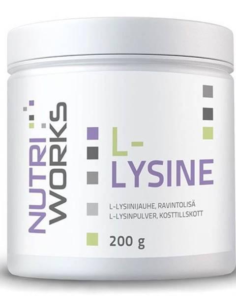 NutriWorks Nutriworks L-Lysine 200 g