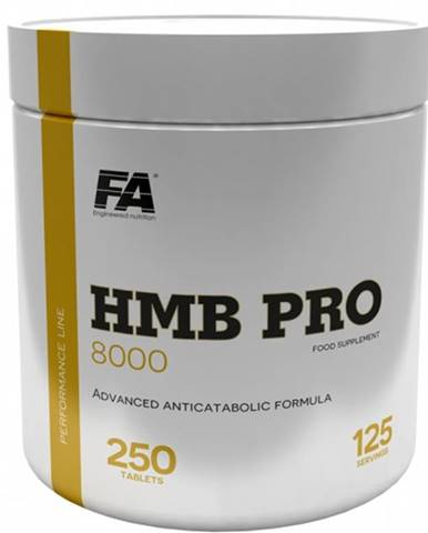 Fitness Authority HMB Pro 250 tabliet